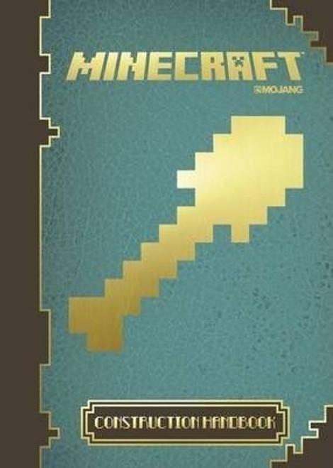 Minecraft: The Official Construction Handbook (Hardback)