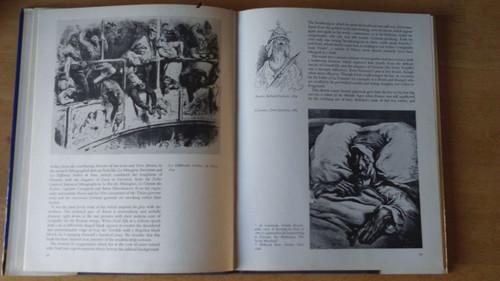 Gosling, Nigel GUSTAVE DORE, 1973 1st UK Ed, Illustrated HB in DJ Art History