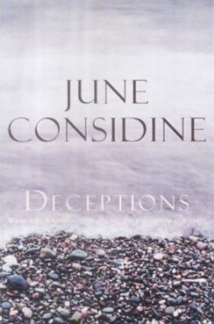 Considine, June / Deceptions (Large Paperback)