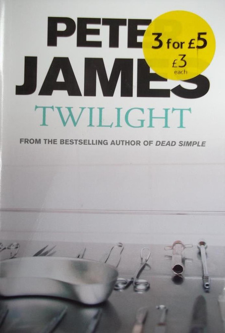 James, Peter / Twilight