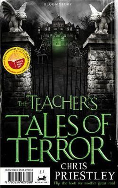 Reeve, Philip / The Teacher's Tales of Terror / Traction City: A World Book Day Flip Book