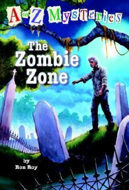 Roy, Ron / The Zombie Zone