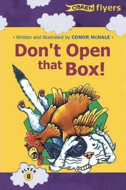 McHale, Conor / Don't Open That Box