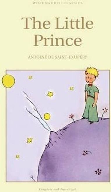 De Saint-Exupery, Antoine / The Little Prince PB
