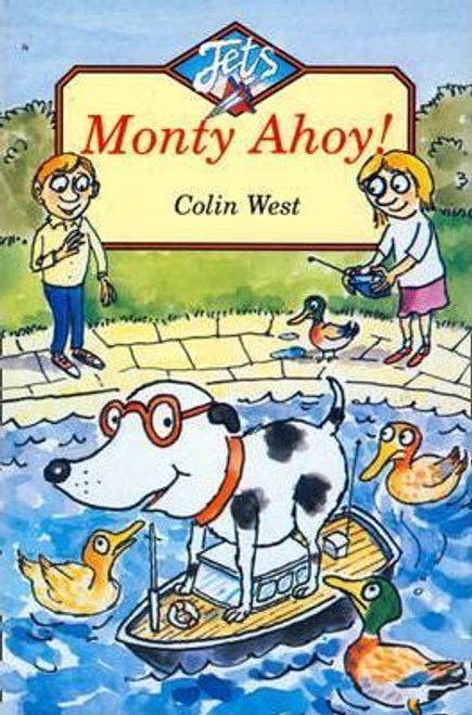 West, Colin / Monty Ahoy!