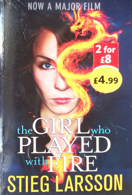 Larsson, Stieg / The Girl Who Played With Fire