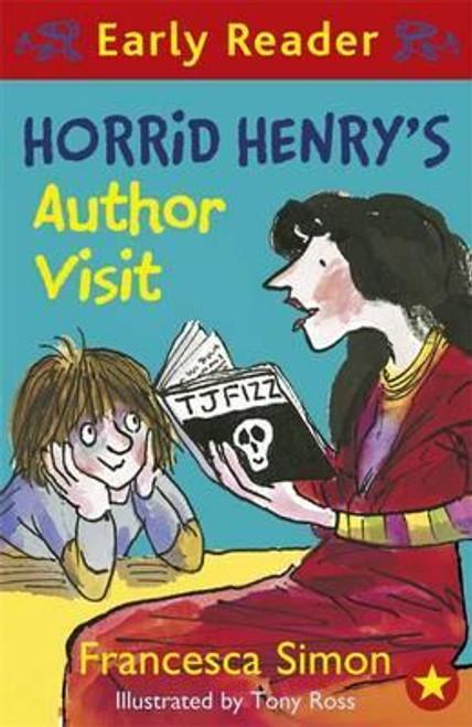 Simon, Francesca / Horrid Henry's Author Visit