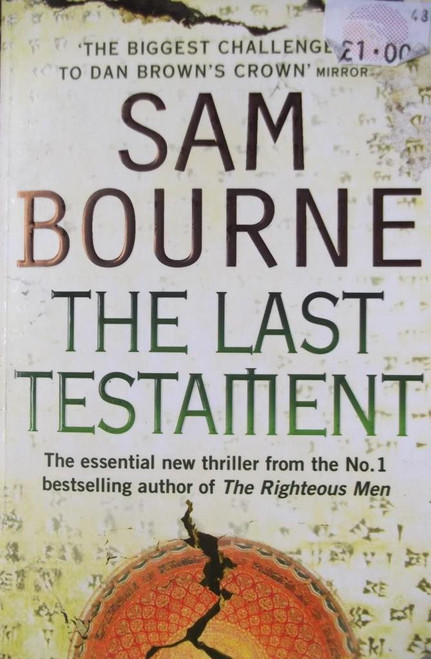 Bourne, Sam / The Last Testament
