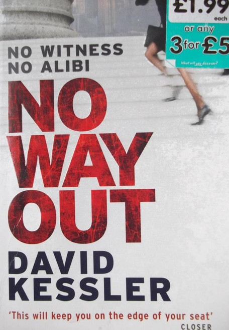 Kessler, David / No Way Out