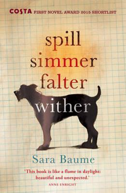 Baume, Sara / Spill Simmer Falter Wither