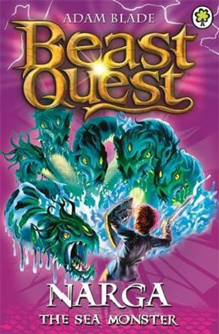 Blade, Adam / Beast Quest: Narga the Sea Monster
