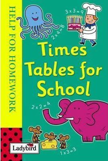 Ladybird / Help for Homework: Times Tables for School