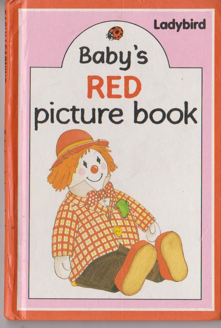 ladybird / Babys Red Picture Book