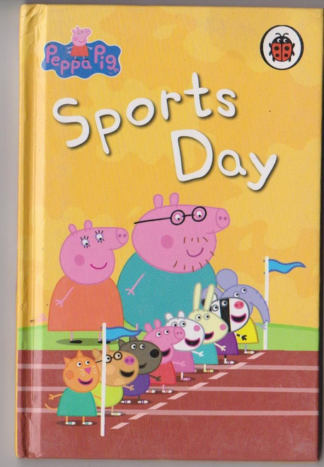 ladybird / Peppa Pig: Sports Day