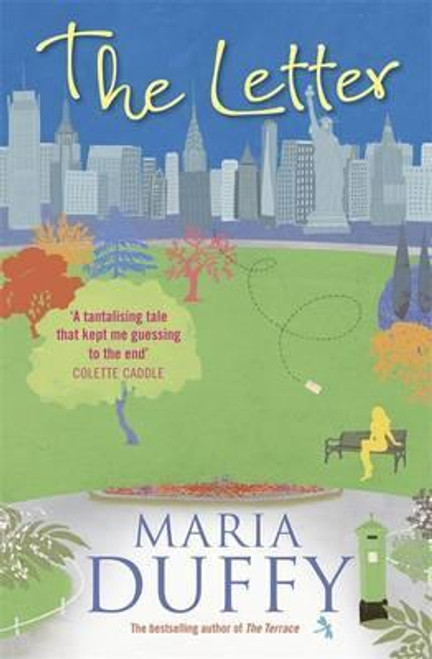 Duffy, Maria / The Letter (Large Paperback)