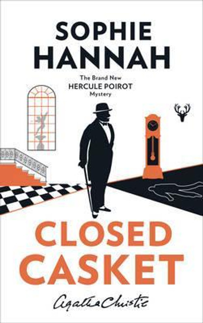 Hannah, Sophie / Closed Casket: The New Hercule Poirot Mystery (Large Paperback)