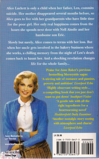 Baker, Anne / With a Little Luck