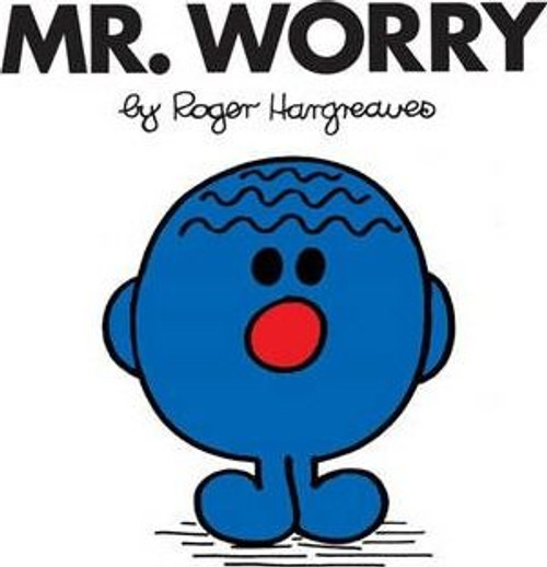 Mr Men and Little Miss, Mr. Worry