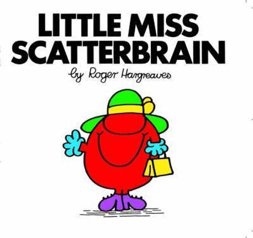 Mr Men and Little Miss, Little Miss Scatterbrain