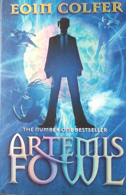 Colfer, Eoin / Artemis Fowl ( Artemis Fowl Book 1 )
