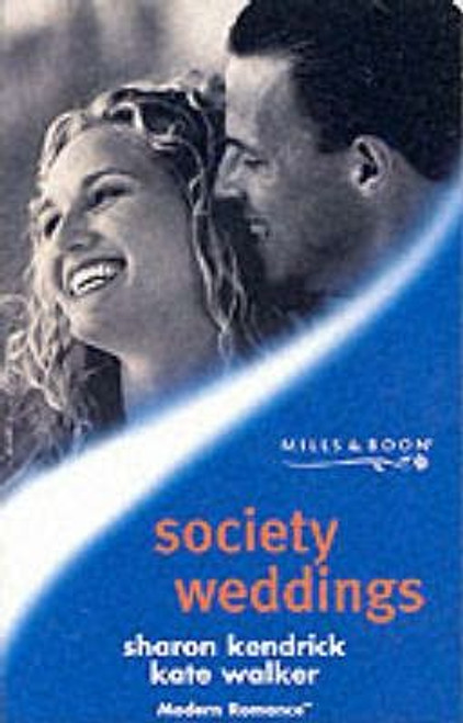 Mills & Boon / Modern / Society Weddings