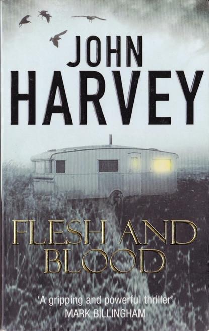 Harvey, John / Flesh and Blood