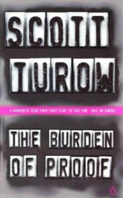 Turow, Scott / The Burden of Proof