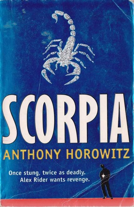 Horowitz, Anthony / Scorpia ( Alex Rider, Book 5 )