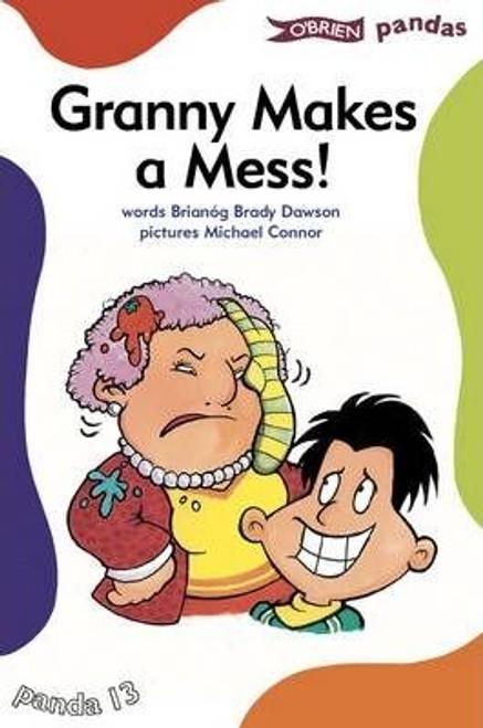 Dawson, Brady / Granny Makes a Mess
