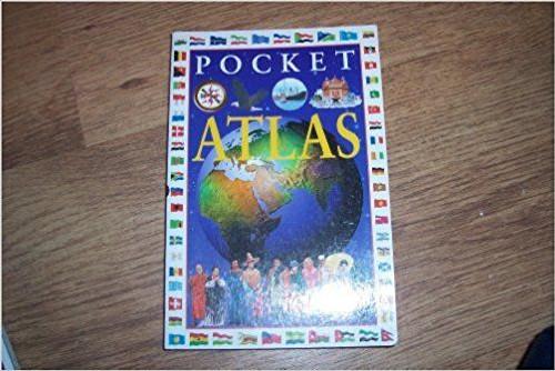 Steele, Philip / Pocket Atlas