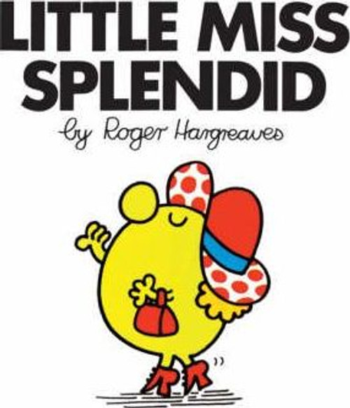 Mr Men and Little Miss, Little Miss Splendid