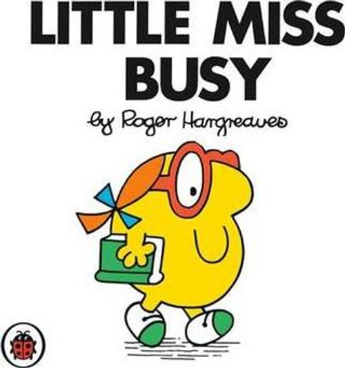 Mr Men and Little Miss, Little Miss Busy