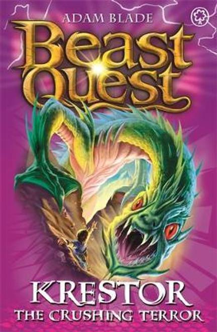 Blade, Adam / Beast Quest: Krestor the Crushing Terror