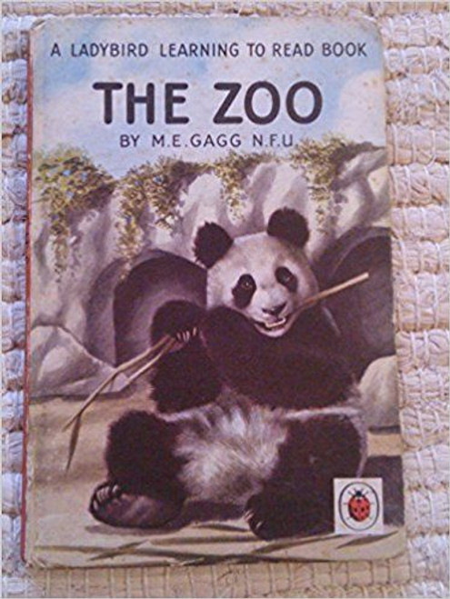 ladybird / The Zoo (Ladybird learning to read books)