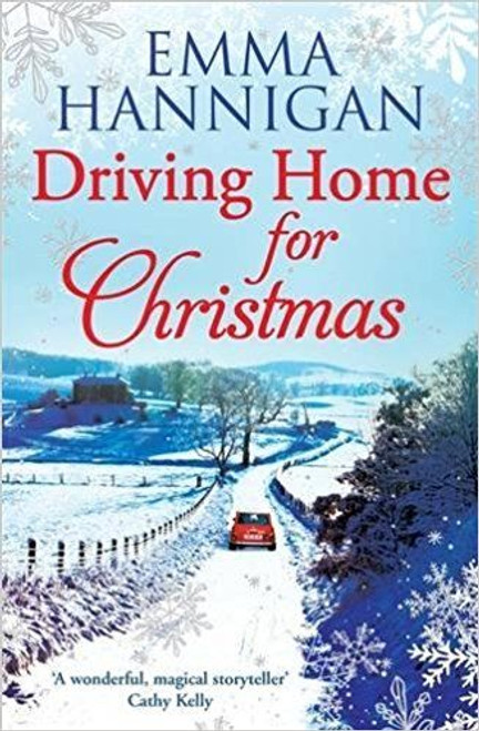 Hannigan, Emma / Driving Home for Christmas (Large Paperback)