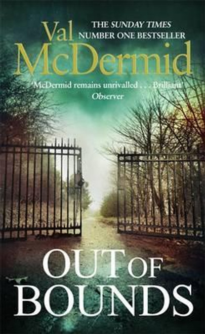 McDermid, Val / Out of Bounds (Large Paperback)