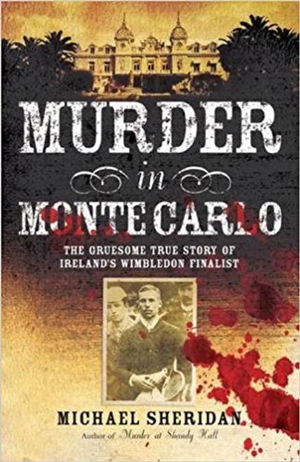 Sheridan, Michael / Murder in Monte Carlo (Large Paperback)