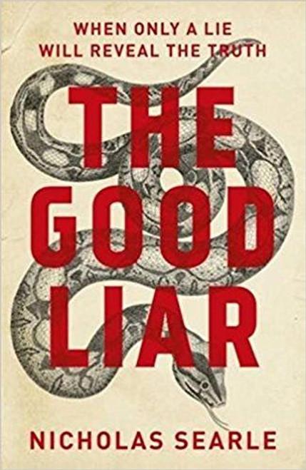 Searle, Nicholas / The Good Liar (Large Paperback)