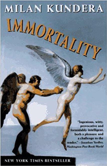 Kundera, Milan / Immortality