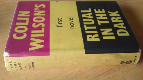 Wison, Colin - Ritual in the Dark - UK HB 1st Ed 1960 Crime