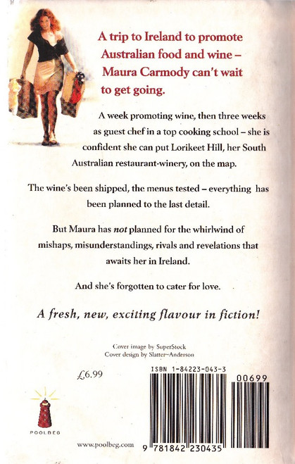 McInerney, Monica / A Taste for It