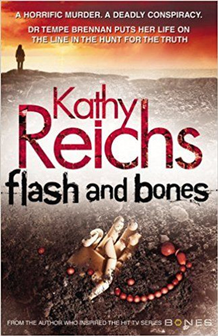 Reichs, Kathy / Flash and Bones (Large Paperback)