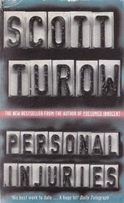 Turow, Scott / Personal Injuries