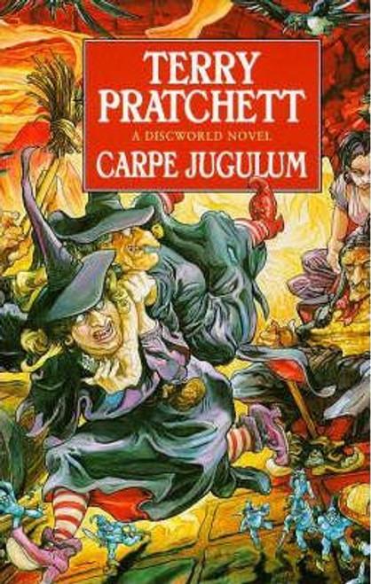 Pratchett, Terry / Carpe Jugulum (Discworld 23)