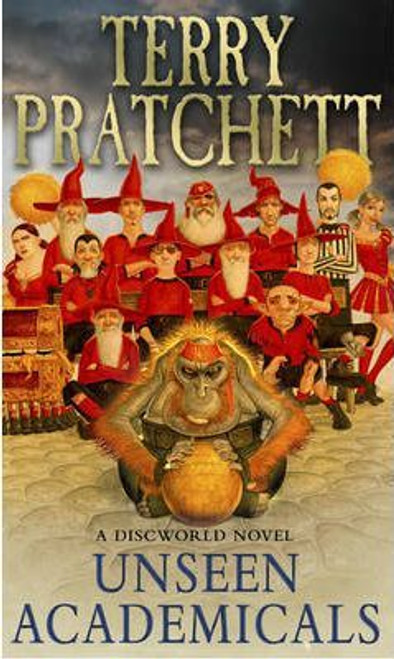 Pratchett, Terry / Unseen Academicals ( Discworld 37) ( Rincewind)