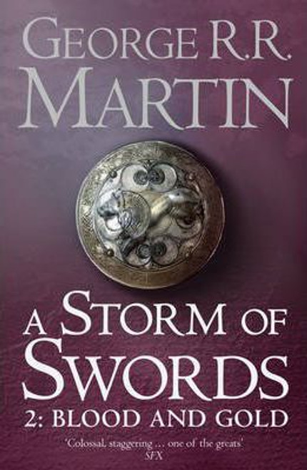 Martin, George R. R. / A Storm of Swords (Blood and Gold)  ( A Song of Ice and Fire 3b)
