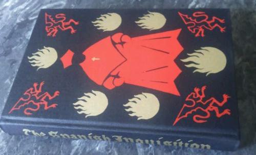 Kames, Henry - Spanish Inquisition - Folio Society Hardcover Slipcased Ed