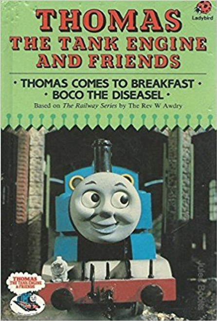 ladybird / Thomas the Tank Engine & Friends: Thomas Comes to Breakfast / Boco the Diseasel