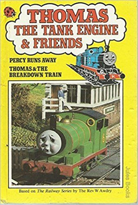 ladybird / Thomas the Tank Engine & Friends: Percy Runs Away / Thomas and the Breakdown Train