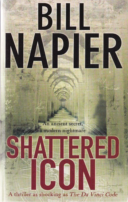 Napier, Bill / Shattered Icon